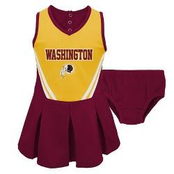 5630af39 Washington Redskins Toddler Cheer Loud Sublimated Full Zip Hoodie 18 ...