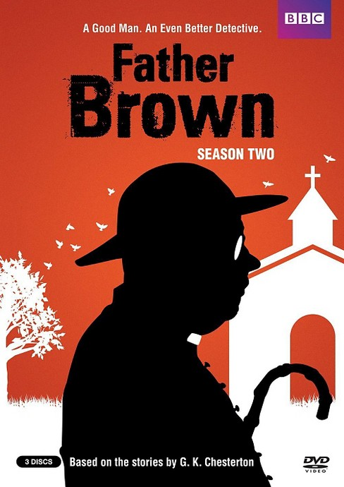 Father brown:Season two (DVD) - image 1 of 1