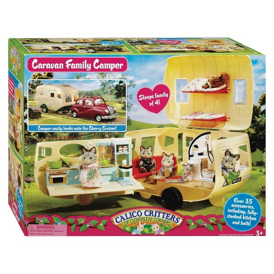Calico Critters Family Camper image number null