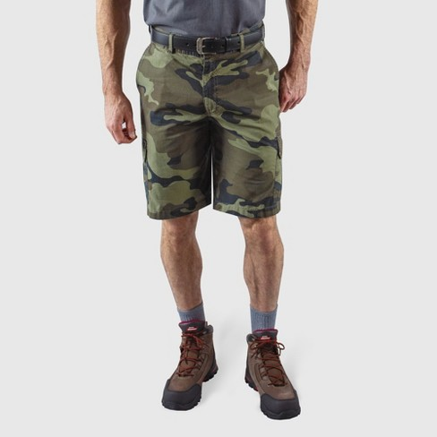 5e2c60959d Dickies Men's Relaxed Fit Ripstop Cargo Shorts - Camo Print : Target
