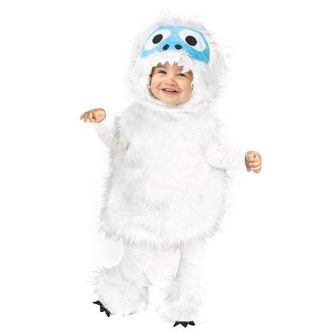 Fun World Snow Beastie Toddler Costume - image 1 of 1