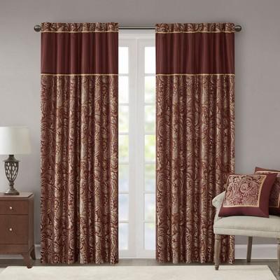 Set of 2 Valerie Window Curtain Panel
