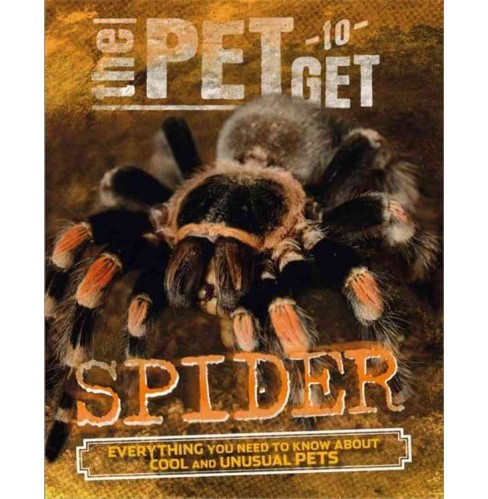 Spider (Paperback) (Rob Colson) - image 1 of 1