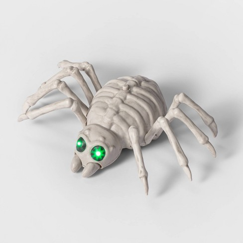 Animated Light and Sound Spider Skeleton Halloween Decorative Prop - Hyde & EEK! Boutique™ - image 1 of 3