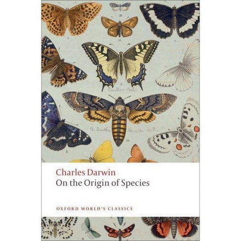 On the Origin of Species - (Oxford World's Classics (Paperback)) by  Charles Darwin (Paperback) - image 1 of 1