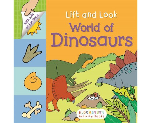 World Of Dinosaurs (Hardcover) - image 1 of 1