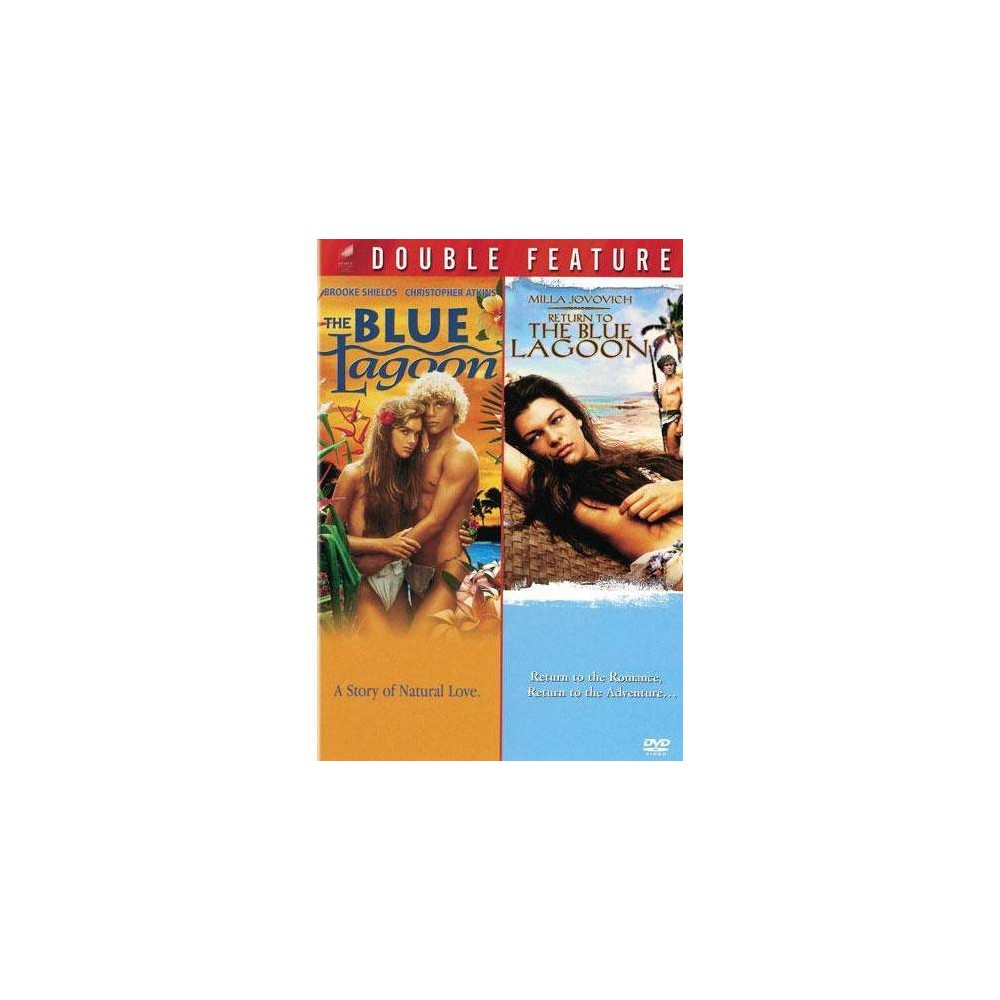 The Blue Lagoon Collection Dvd