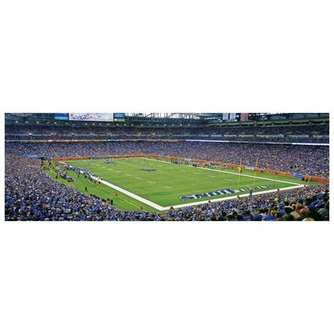 NFL Detroit Lions Stadium Panoramic Puzzle 1000pc - image 1 of 2