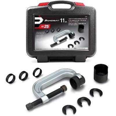 Powerbuilt 648604 Heavy Duty Upper Control Arm Bushing Repair Kit for Ford, GM, and Chrysler Models