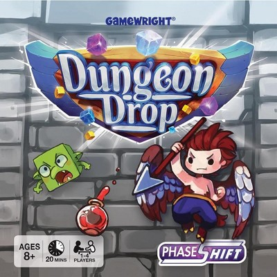 Dungeon Drop Board Game