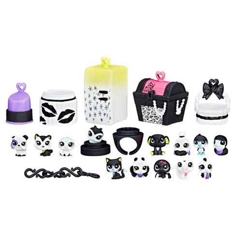 Littlest Pet Shop Black & White Pet Pack - image 1 of 4