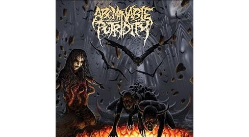 Abominable Putridity - In The End Of Human Existence (CD) - image 1 of 1