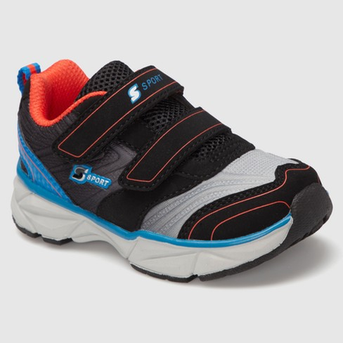Toddler Boys' S Sport by Skechers Bungle Athletic Shoes - Blue 7 - image 1 of 4