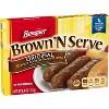 Banquet Frozen Brown'N Serve Frozen Original Links - 6.4oz - image 2 of 3