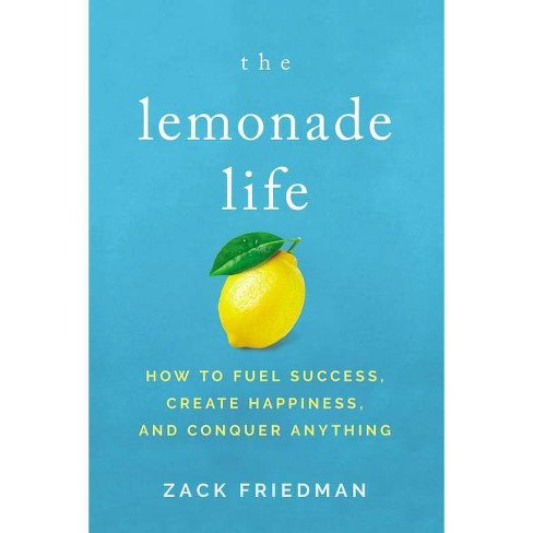 The Lemonade Life - by  Zack Friedman (Hardcover) - image 1 of 1