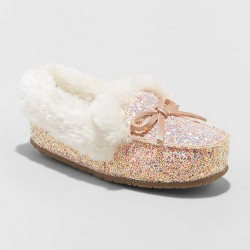 Toddler Girls' Medora Moccasin Slipper - Cat & Jack™