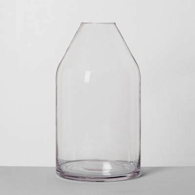 Jug Vase Large - Clear - Hearth & Hand™ with Magnolia