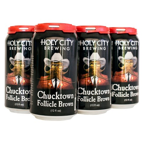 Holy City® Chucktown Follicle Brown - 6pk / 12oz Cans - image 1 of 1