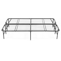 Simple Base Quad-Fold Bed Frame - Pragma Bed