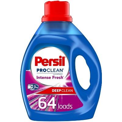 Persil Intense Fresh Liquid Laundry Detergent - 100 fl oz