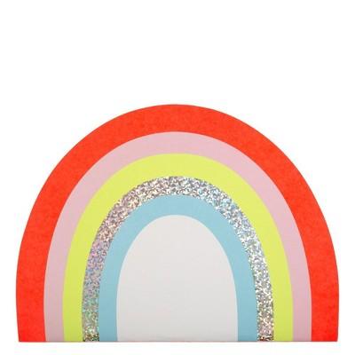 Meri Meri - Rainbow Stickers & Sketch Book - Planners, notebooks and journals - 1ct
