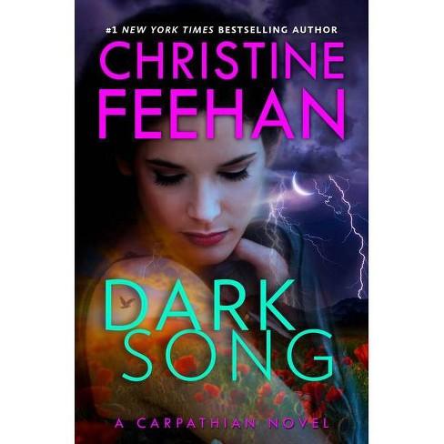 Dark Song - (Carpathian Novel) by  Christine Feehan (Hardcover) - image 1 of 1
