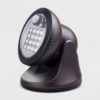 400 Lumen Ultra Bright LED Porch Light Bronze - Light It!