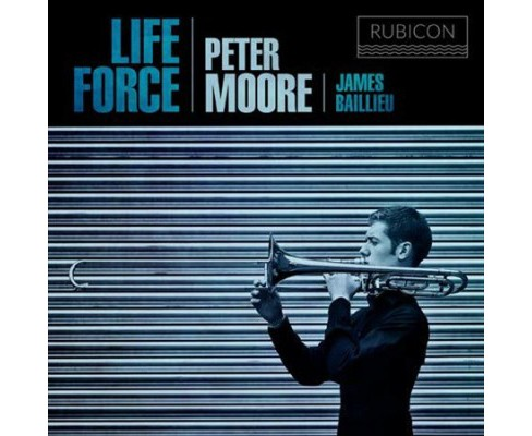 Peter Moore - Life Force (CD) - image 1 of 1