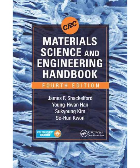 CRC Materials Science and Engineering Handbook (Revised) (Hardcover) (James F. Shackelford & Young-hwan - image 1 of 1
