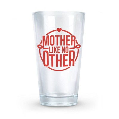Fred & Friends 16oz 'Mother Like No Other' Mother's Day Pint Glass