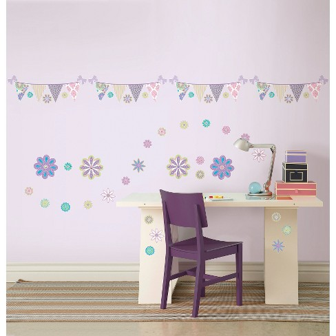 WallPops!® Patchwork Room Décor Kit - image 1 of 1