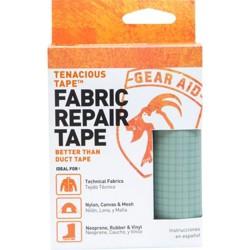 Gear Aid Tenacious Tape Sage Green Quickly Fix Tents Coats Pants Durable