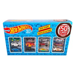 Hot Wheels 50 Car Pack, toy vehicles