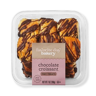 Chocolate Croissant - 7oz/10ct - Favorite Day™