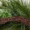 Pine and Eucalytpus Wreath - Threshold™ designed with Studio McGee - image 4 of 4