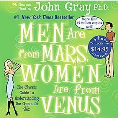 John gray men are from mars