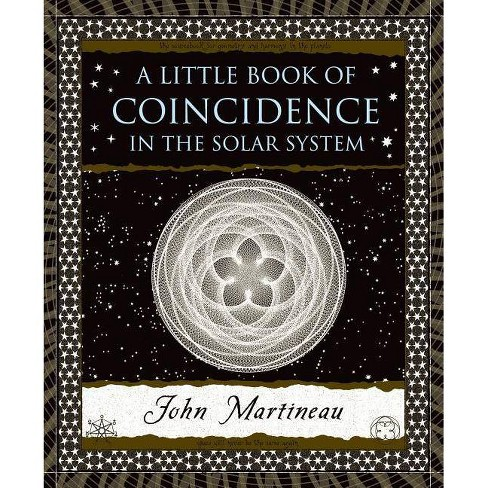 A Little Book Of Coincidence Wooden Books By John Martineau Hardcover