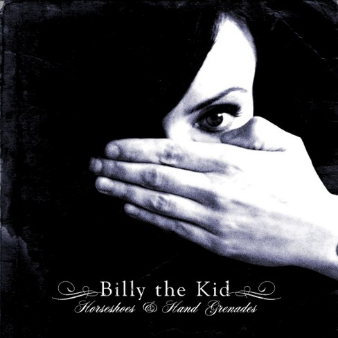 Billy the kid - Horseshoes & hand grenades (CD) - image 1 of 1