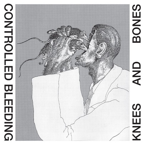 Controlled bleeding - Knees & bones (CD) - image 1 of 1