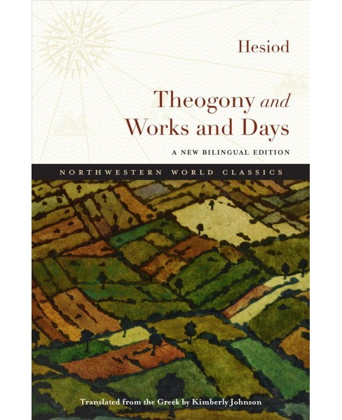 Theogony and Works and Days (Reprint) (Paperback) (Hesiod) - image 1 of 1