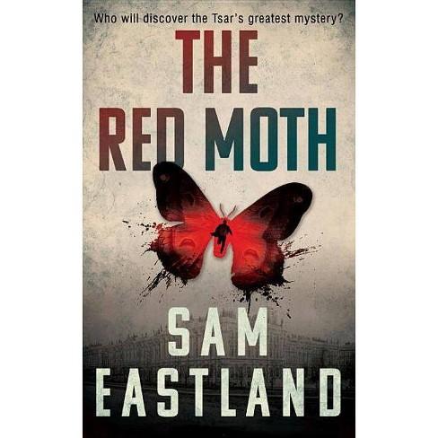 The Red Moth - (Inspector Pekkala) by  Sam Eastland (Paperback) - image 1 of 1