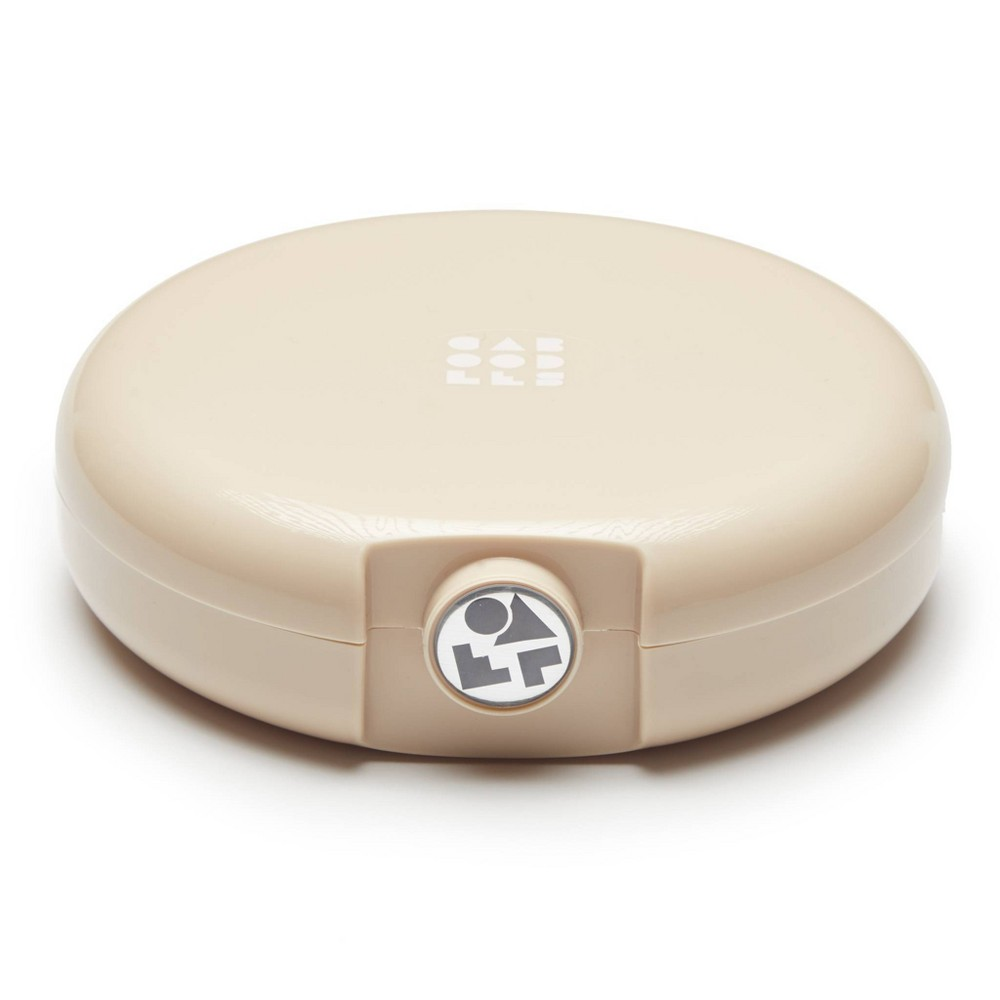 Image of Caboodles Cosmic Compact Case - Light Beige
