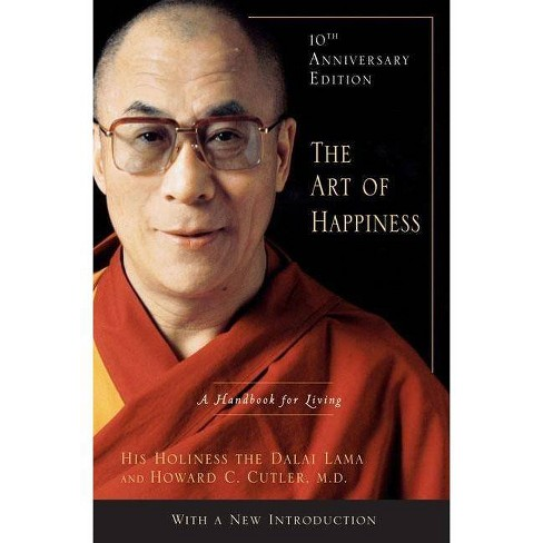 The Art of Happiness - 10 Edition by  Dalai Lama (Hardcover) - image 1 of 1
