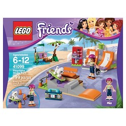 LEGO Friends Heartlake Skate Park 41099