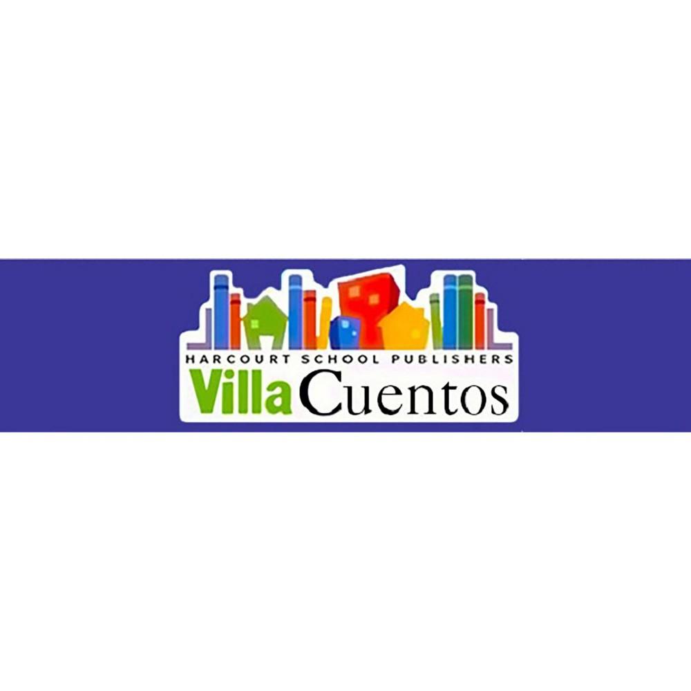 Harcourt School Publishers Villa Cuentos - (Hardcover)