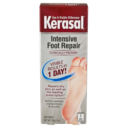 Kerasal Intensive Foot Repair 1oz - image 1 of 3