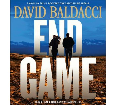 End Game -  Abridged (Will Robie) by David Baldacci (CD/Spoken Word) - image 1 of 1