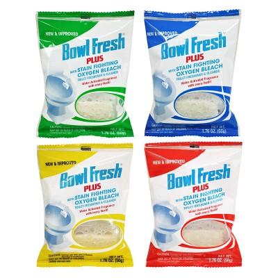 Bowl Fresh Plus Toilet Freshener & Cleaner - 1.76oz