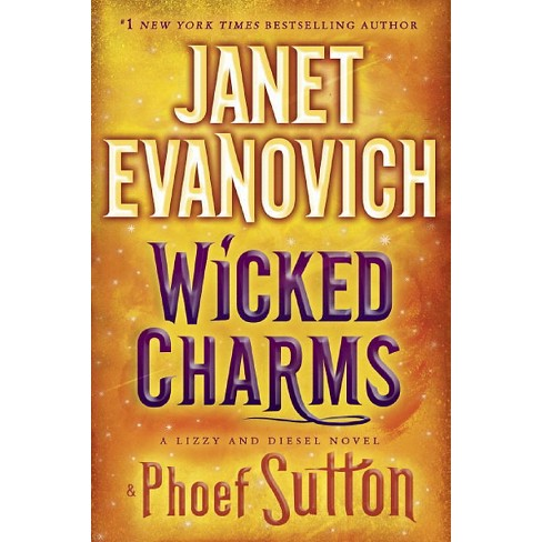 Wicked Charms ( Lizzy and Diesel) (Hardcover) by Janet Evanovich - image 1 of 1