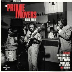 Prime Movers Blues Band - Prime Movers Blues Band (CD)